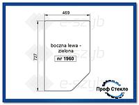 Телескопический погрузчик Bobcat TL360 стекло TL470 - Левая сторона