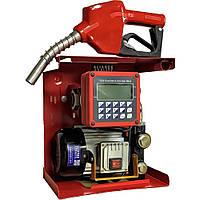 Мини АЗС Petroll Puisar 80Q с преднабором коммерческого типа 220 в