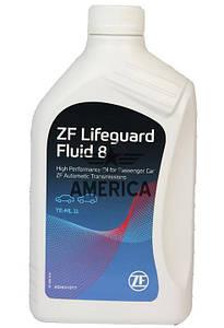Масло АКПП 8 ступеней ZF Lifeguard Fluid 8 ATF 8 ZF 68218925AB