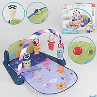 Развивающий коврик для детей музыкальный SKL11-291560