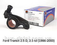 Коромысло клапана Ford Transit 2.5 D, 2.5 td (1986-2000) Форд Транзит 2.5 дизель, ES 1547