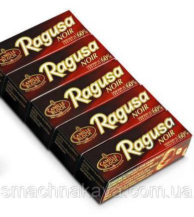 Шоколад Ragusa noir 60% cacao dans le chocolat (5 шт в упаковке)