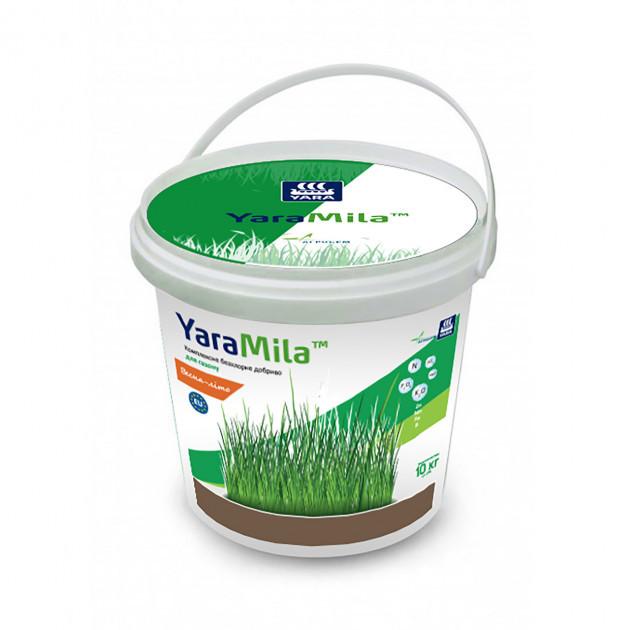 Добриво комплексне для газону весна - літо Yara Mila,10 кг