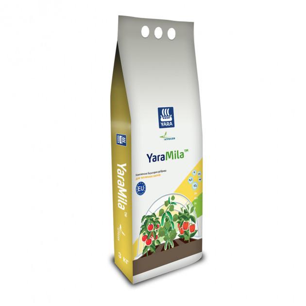 Добриво комплексне для тепличних овочів Yara Mila, 3 кг