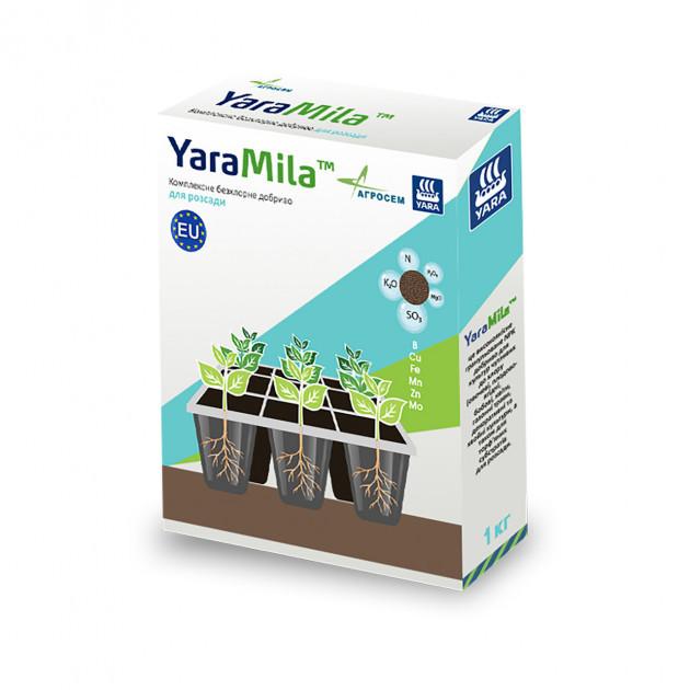 Добриво комплексне для розсади Yara Mila, 1 кг
