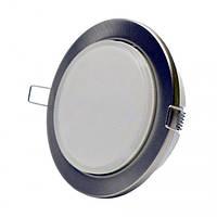 Світильник діодний LED LI53 SN сатин/нікель 4500К, фото 1