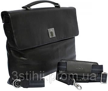 Портфель Tony Perotti Contatto 9160-35-Ct nero Черный