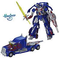 Трансформер Оптімус Прайм 25СМ - Optimus Prime, TF4, Leader, Hasbro