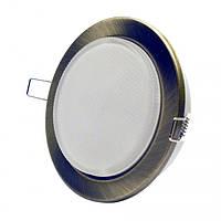 Світильник діодний LED LI53 AB бронза 3000K, фото 1