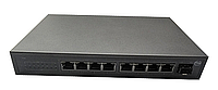 8-портовый коммутатор c POE ZTP-ZP1082SC