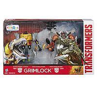 Набор трансформеров Гримлок 2в1 - Grimlock, Evolution 2-pack, TF4, Hasbro