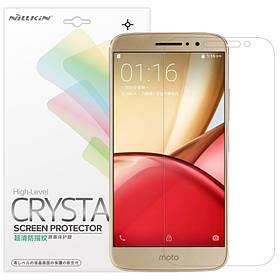 Захисна плівка Nillkin Crystal для Motorola Moto M (XT1663)