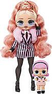 Кукла L.O.L. Surprise! ОМГ Зимний холод Королева Оригинал MGA Entertainment, фото 2
