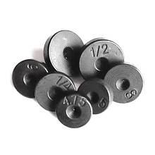 Комплект змінних насадок 7шт (4,75-12,7) до набору для вальцювання СТ-2051, СТ-251