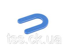 Подкова для плитки MASTERTOOL 2.5 мм 50 шт 81-0653