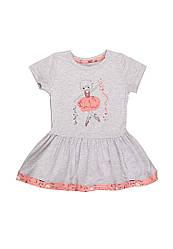 Летьнее платье для девочки