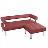 Офисный диван Тетра. Мягкая мебель для офисов, фото 5