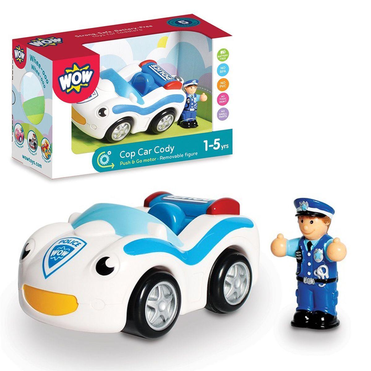 """Игровой набор """"Wow Toys: Полицейская машина"""" 10715"""