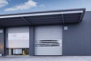 Швидкісні теплі ворота для паркінгу EFA-SST® L Premium (3000 х 3000 мм)