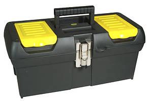 """Ящик для инструмента серии 2000  16"""" с 2-мя органайзерами и лотком - Stanley"""