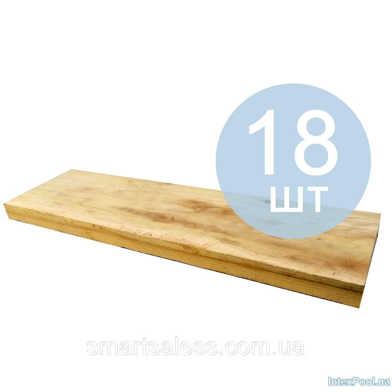 Подножки под стойки Intex 55713, под стойки прямоугольного бассейна 732 х 366 х 132 см (18 шт)