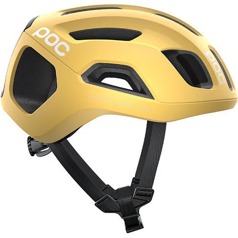 Шлем велосипедный POC Ventral Air Spin M 54-60 Sulfur Yellow Matt, фото 3
