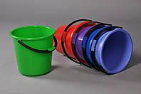 Ведро пластиковое 15л Украина GR-02004  | Відро пластикове 15л Украина GR-02004