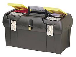 """Ящик для инструмента серии 2000  19"""" с 2-мя органайзерами и лотком - Stanley"""