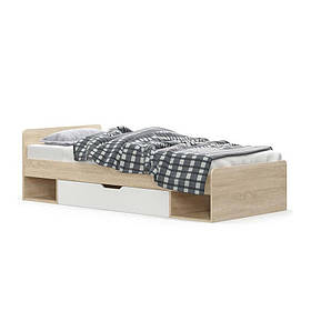 Кровать 900 Типс - Мебель Сервис без ламелей
