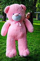 Плюшевий ведмідь мішка на подарунок рожевий