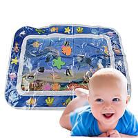 Надувной детский коврик Babyslapped Pad