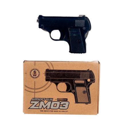 ZM03 Дитячий пістолет метал на пульках