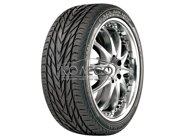 General Tire Exclaim UHP 285/30 R22 101W