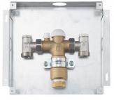 Комплект регулирующий FLOORFIX для напольного отопления, для скрытого монтажа, крышка белого цвета - ТЕПЛА ХАТА в Харькове
