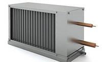 Водяной канальный воздухоохладитель Канал-ВКО-50-25