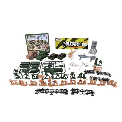 Набір Солдатів Армія 0055-S75