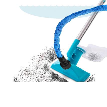 Набір аксесуарів для чищення дна басейну від садового шланга Intex 28002