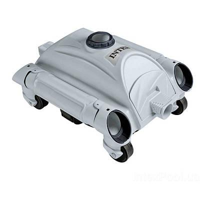Автоматичний підводний робот - пилосос для басейнів, вакуумний пилосос Intex 28001 для очищення дна, від