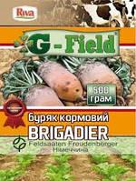 Семена свекла Бригадир 1 кг. Кормовая.G-Field