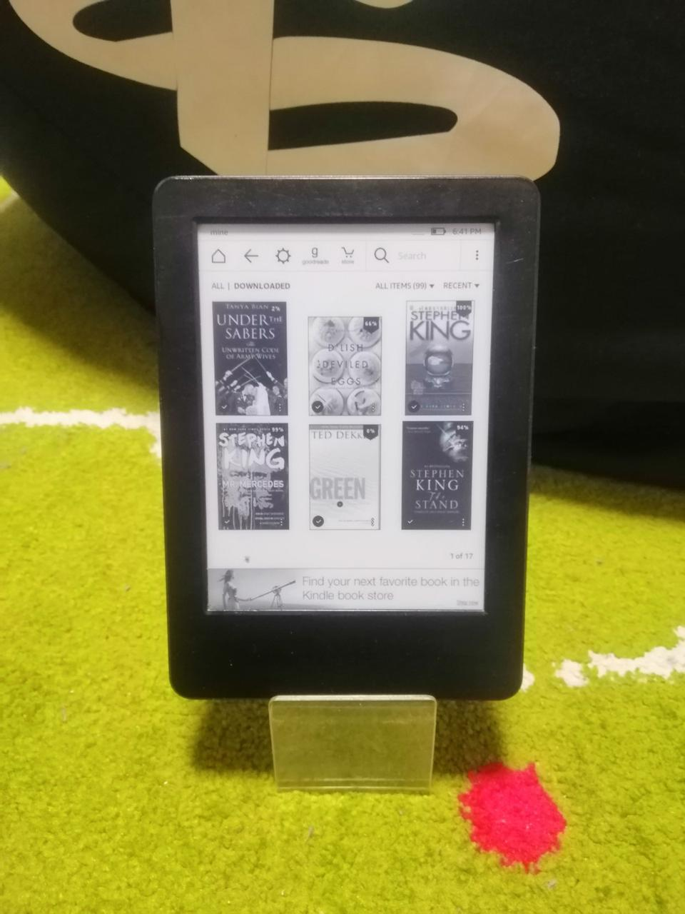 Електронна книга Amazon Kindle 6 7 Gen