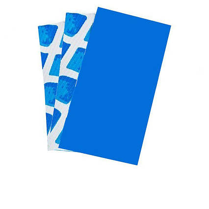 Заплатки IntexPool 33320. Розмір 6 х 10 см ( 3 варіанти тканини ПВХ)