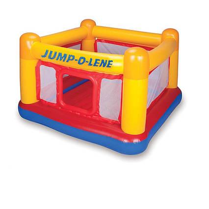 Intex надувний батут 48260 «Jump-O-Lene» , 174 х 174 х 112 см
