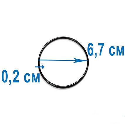 Ущільнювальне кільце Intex 11515 для комбі-пісочного 28676, 28678, 28680, 28682, хлоргенератора 28670, 26670,