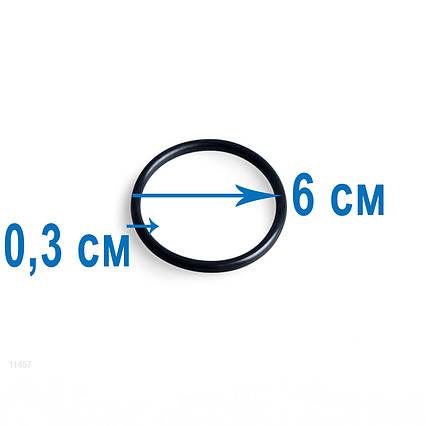 Ущільнювальне кільце для приймального резервуара Intex 11457 до пісочного насоса 26646, 26648, 26652, 28646,