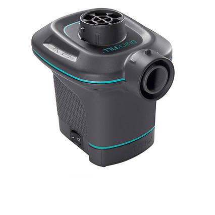 Електричний насос для надування Intex 66640 від мережі (220-240 V, 650 л/хв)