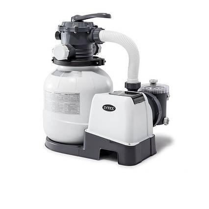 Пісочний фільтр насос Intex 26646, 6 000 л\год, 23 кг