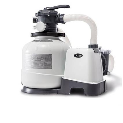 Пісочний фільтр насос Intex 26648, 10 000 л\год, 36 кг