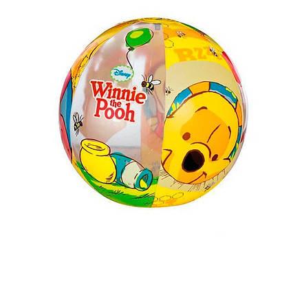 Intex надувний м'яч 58056 «Вінні-Пух», 61 см
