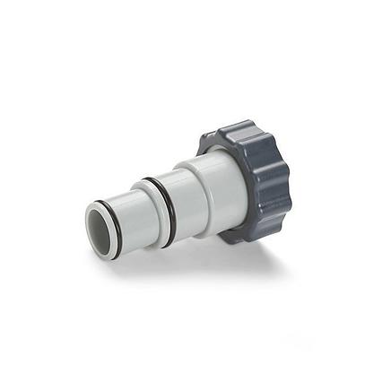 Перехідник Intex 10849 для адаптування різьби 50 мм (під 38 мм) до шлангу 32 мм
