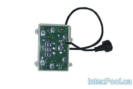 Світлодіодний дисплей Intex 11999 для спа-джакузі Intex 28403 / 28404 (версії 2014 року)